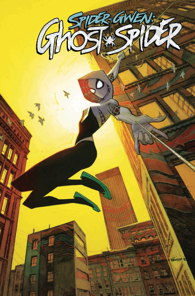 SPIDER-GWEN AKA GHOST SPIDER #1 MIKE MAYHEW  VARIANT LIMITED TO 1000