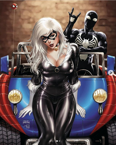 SYMBIOTE SPIDER-MAN #1 TYLER KIRKHAM ARTISTS EXCLUSIVE LIMITED TO 1000