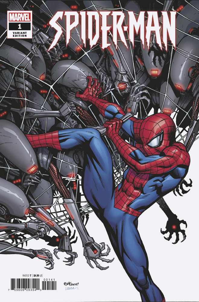 18/09/2019 SPIDER-MAN #1 (OF 5) 1:100 MCGUINESS VARIANT