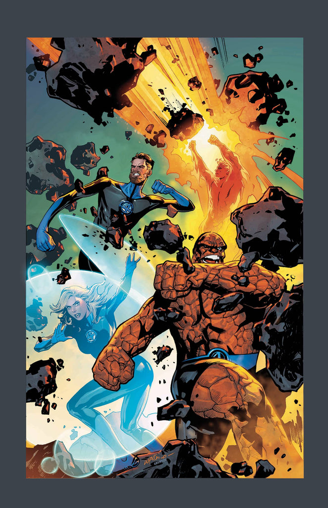 08/08/17 FANTASTIC FOUR #1 1:25 LUPACCHINO VAR