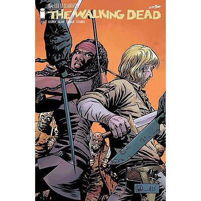 Walking Dead 154 1st appearance of Beta (Whisperers) Image 1st Print NM - Sad Lemon Comics