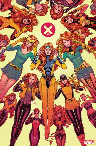 X-MEN #1 1:50 DAUTERMAN VARIANT DX