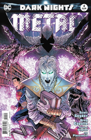 DARK NIGHTS METAL #4 (OF 6) DANIELSVAR ED