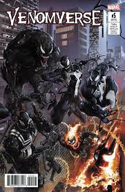 VENOMVERSE #5 CLAYTON CRAIN CONNECTING COVER