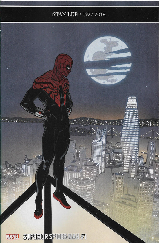 26/12/2018 SUPERIOR SPIDER-MAN #1 1:25 MIKE HAWTHORNE VARIANT