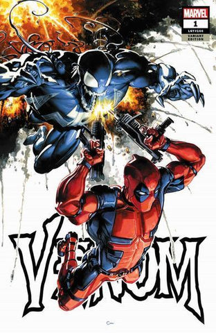 VENOM #1 CLAYTON CRAIN TRADE DRESS VARIANT LIMITED TO 3000 COPIES