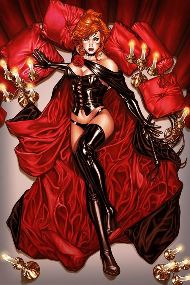 X-MEN #6 MARK BROOKS BLACK QUEEN EXCLUSIVE VIRGIN VARIANT LIMITED TO 3000