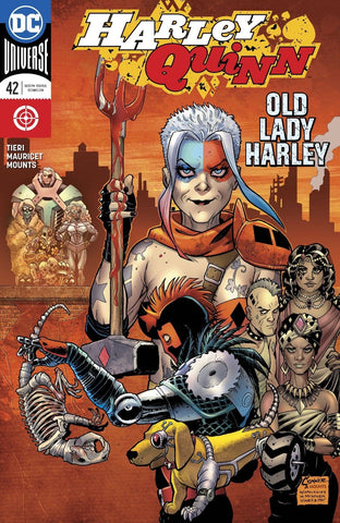 HARLEY QUINN #42 1ST APPEARANCE OF OLD LADY HARLEY 1ST PRINT (18/04/2018)