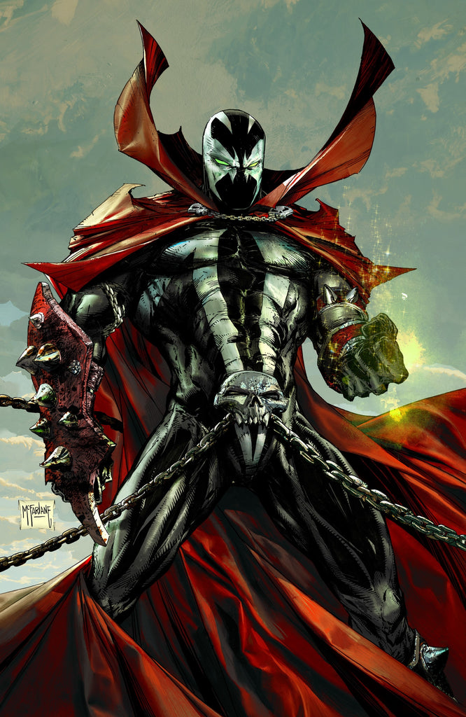 04/09/2019 SPAWN #300 1:50 MCFARLANE VIRGIN VARIANT