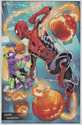 AMAZING SPIDER-MAN #798 GARRON YOUNG GUNS VARIANT LEG