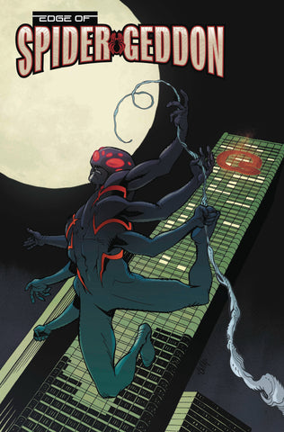 EDGE OF SPIDER-GEDDON #4 (OF 4) HAMNER VAR