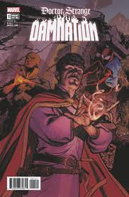 DOCTOR STRANGE DAMNATION #1 (OF 5) CONNECTING VAR LEG
