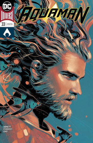 AQUAMAN #33 MIDDLETON VAR ED