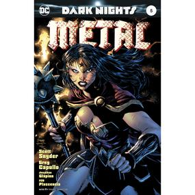 DARK NIGHTS METAL #5 (OF 6) LEE VAR ED