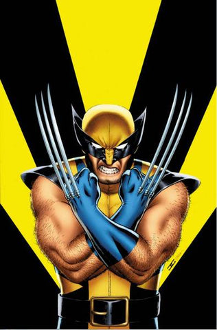 RETURN OF WOLVERINE #1 1:50 CASSADAY VARIANT