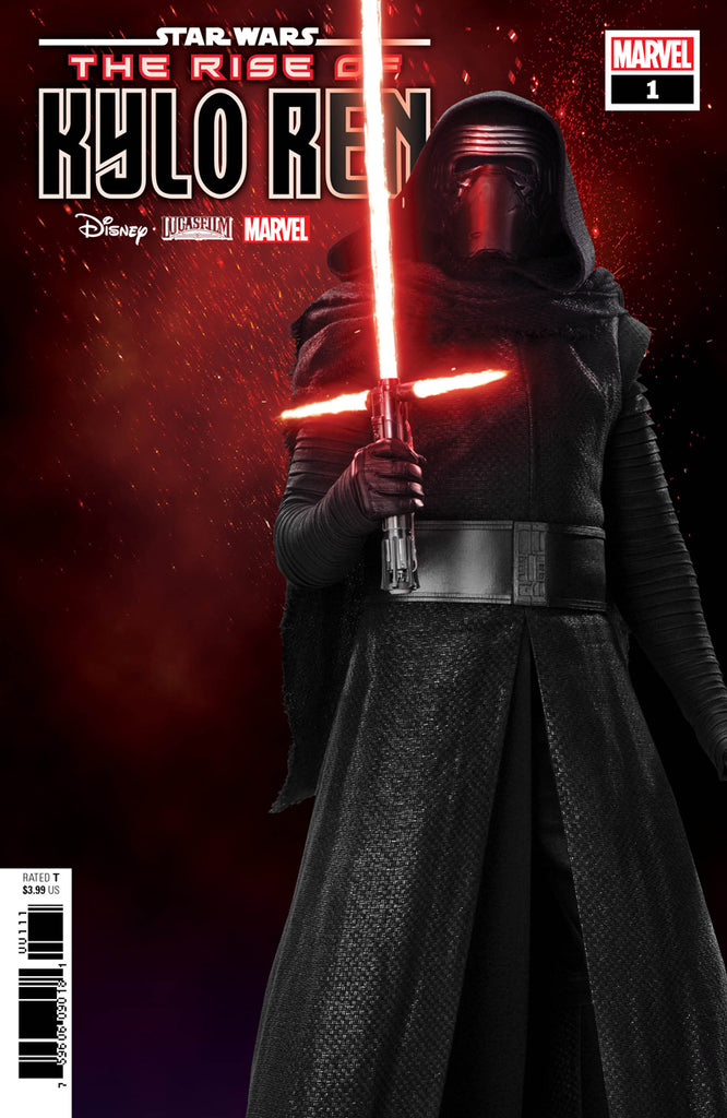 18/12/2019 STAR WARS RISE KYLO REN #1 (OF 4) 1:10 MOVIE VARIANT