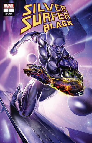 SILVER SURFER BLACK #1 CLAYTON CRAIN VARIANT COVER OPTIONS