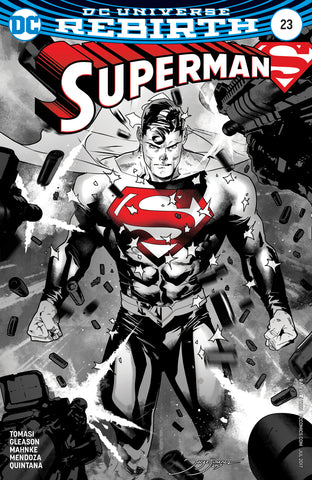 SUPERMAN #23 VAR ED
