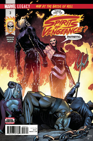 SPIRITS OF VENGEANCE #3 (OF 5)