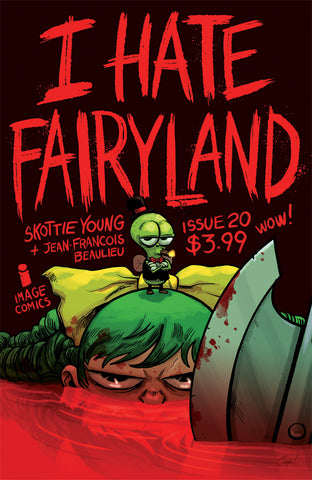 I HATE FAIRYLAND #20 ZDARSKY VARIANT