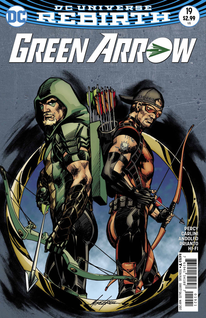 GREEN ARROW #19 MIKE GRELL VARIANT