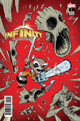 INFINITY COUNTDOWN #1 (OF 5) LEG 1:25 DUARTE VARIANT