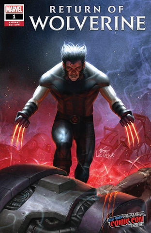 RETURN OF WOLVERINE #1 IN-HYUK LEE NYCC VARIANT LIMITED TO 1000