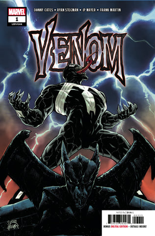 VENOM #1 DONNY CATES