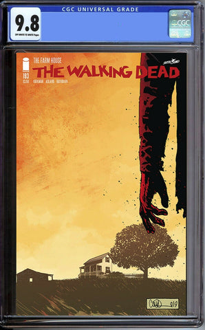 WALKING DEAD #193 CGC 9.8 PREORDER