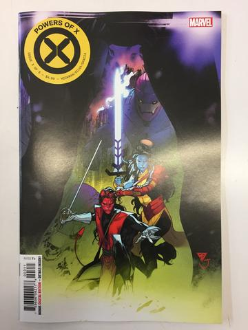 21/08/2019 POWERS OF X #3 (OF 6)