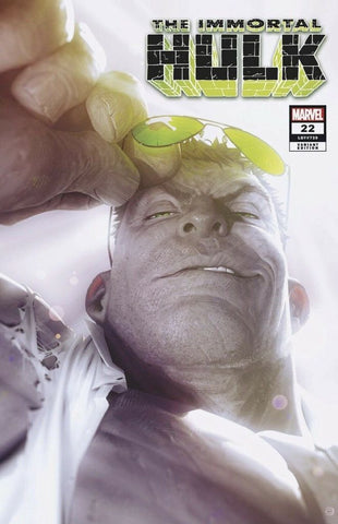 IMMORTAL HULK #22 ALEX GARNER TRADE DRESS VARIANT LIMITED TO 3000