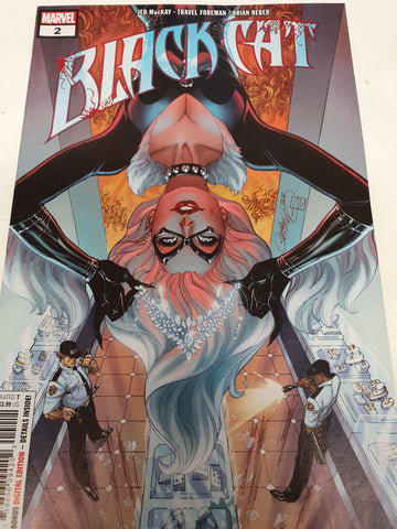 03/07/2019 BLACK CAT #2 BLOOD TRADE DRESS VARIANT