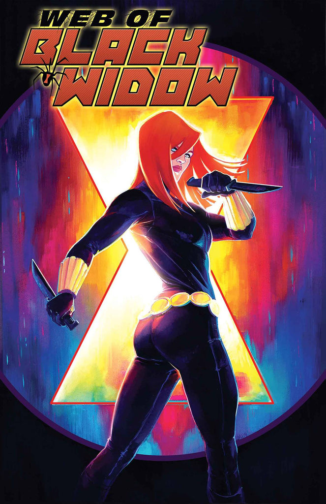 04/09/2019 WEB OF BLACK WIDOW #1 1:25 HETRICK VARIANT