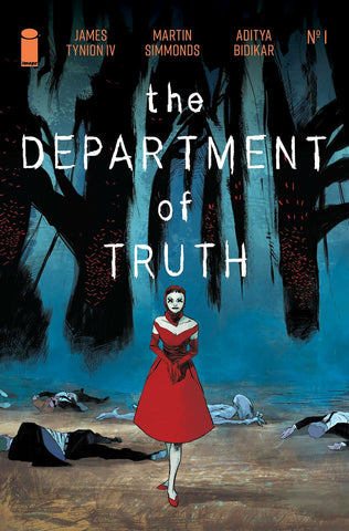 30/09/2020 DEPARTMENT OF TRUTH #1 1:100 DELL'EDERA VARIANT