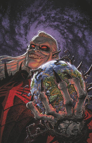 KING IN BLACK PLANET OF SYMBIOTES #1 1:100 TONY MOORE VIRGIN VARIANT