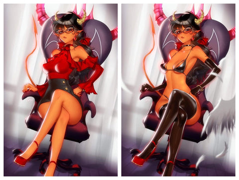MIRKA ANDOLFO SWEET PAPRIKA #1 LEIRIX NICE/NAUGHTY VIRGIN VARIANT SET LIMITED TO 500