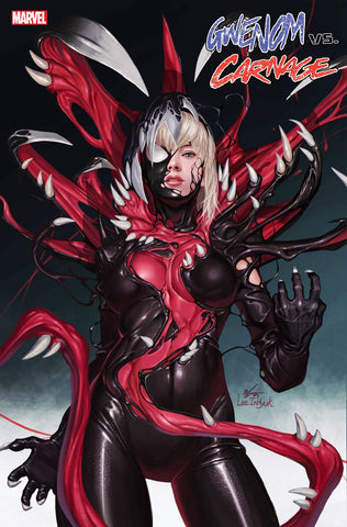 KING IN BLACK GWENOM VS CARNAGE #1 1:25 INHYUK LEE VARIANT