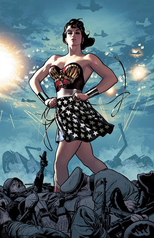 WONDER WOMAN #750 ADAM HUGHES EXCLUSIVE VIRGIN VARIANT LIMITED TO 1500