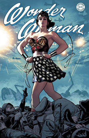 WONDER WOMAN #750 ADAM HUGHES EXCLUSIVE TRADE DRESS VARIANT LIMITED TO 2500