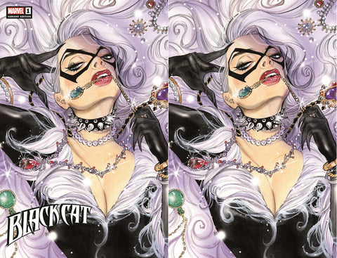 BLACK CAT #1 PEACH MOMOKO VARIANT COVER OPTIONS