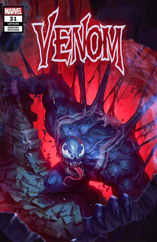 VENOM #31 WOO CHUL LEE TRADE DRESS VARIANT LIMITED TO 3000
