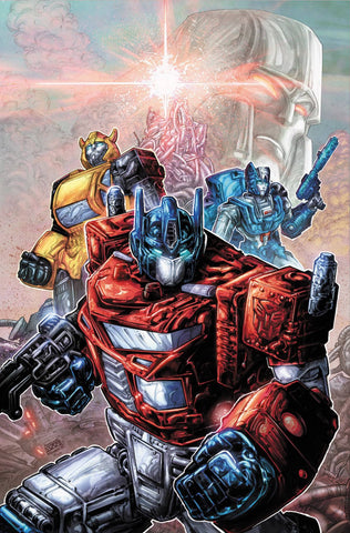 TRANSFORMERS #1 1:25 WILLIAMS VARIANT