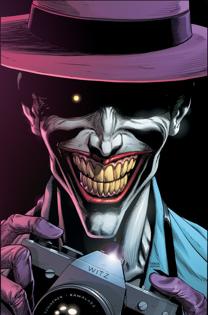27/10/2020 BATMAN THREE JOKERS #3 (OF 3) PREMIUM VARIANT G KILLING JOKE