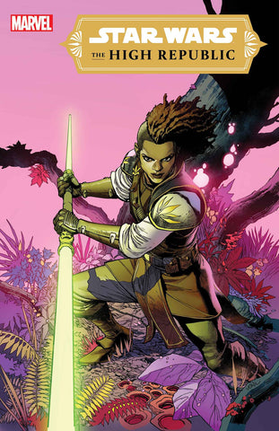 07/04/2021 STAR WARS HIGH REPUBLIC #4 1:25 LEINEL YU VARIANT