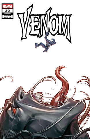 VENOM #30 WOO CHUL LEE 'VENOM #3 HOMAGE' VARIANT LIMITED TO 1500 COPIES WITH NUMBERED COA