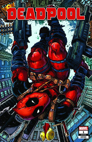 DEADPOOL #1 KEVIN EASTMAN EXCLUSIVE VARIANT