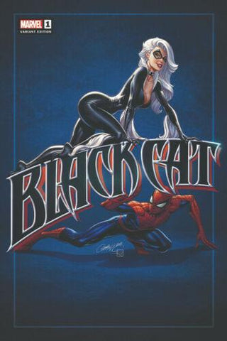 BLACK CAT #1 J SCOTT CAMPBELL VARIANT