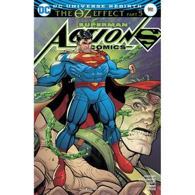 08/11/2017 ACTION COMICS #991 LENTICULAR ED (OZ EFFECT)