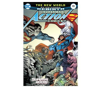 ACTION COMICS #978 VAR ED