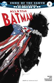 12/04/2017 ALL STAR BATMAN #9 JOCK VAR ED